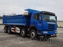 FAW Jiefang CA3310P2K2L3T4E5A80-2 diesel cabover dump truck