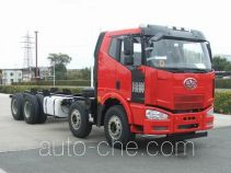 FAW Jiefang CA3310P63K1L1BT4AE4 diesel cabover dump truck chassis