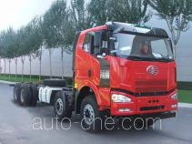 FAW Jiefang CA3310P66K24L1BT4E5 diesel cabover dump truck chassis
