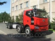 FAW Jiefang CA3310P66K24L2BT4AE5 diesel cabover dump truck chassis