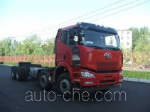 FAW Jiefang CA3310P66K2L5BT4AE5 diesel cabover dump truck chassis