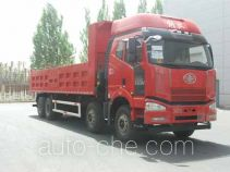 FAW Jiefang CA3310P66K24L7T4E5 diesel cabover dump truck
