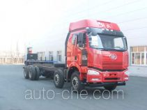 FAW Jiefang CA3310P66K24L7BT4AE5 diesel cabover dump truck chassis