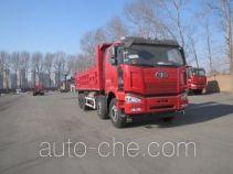 FAW Jiefang CA3310P66L6T4E22M5 natural gas cabover dump truck