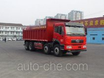 LNG cabover dump truck