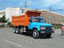 解放牌CA3320K2T6A70型长头自卸汽车