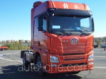 Diesel cabover tractor unit