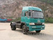 FAW Jiefang cabover container tractor unit