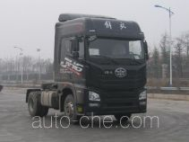 FAW Jiefang CA4180P25K24E5 diesel cabover tractor unit