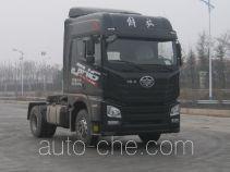 解放牌CA4180P25K2E5A80型平头柴油牵引车