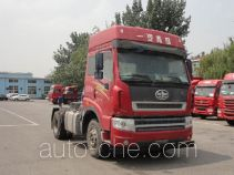 FAW Jiefang CA4183P2K2E4A80 diesel cabover tractor unit