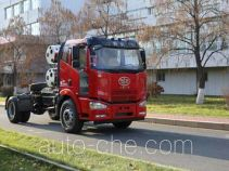 FAW Jiefang CA4180P63E2M5 natural gas cabover tractor unit