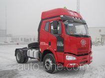 FAW Jiefang CA4180P63K1E5Z dangerous goods transport tractor unit
