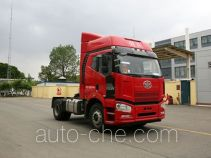 FAW Jiefang CA4180P66K24E5X container transport tractor unit
