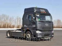 FAW Jiefang CA4180P66K2HE4X container transport tractor unit