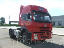 FAW Jiefang CA4182P22K2XE4 container carrier vehicle