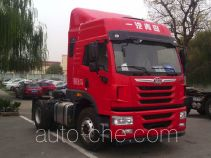 FAW Jiefang CA4183P1K2XE5A80 container carrier vehicle
