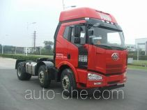 FAW Jiefang CA4220P63K2T3AXE4 container transport tractor unit
