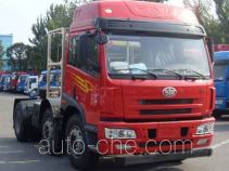 FAW Jiefang CA4226P1K15T3NA80 natural gas cabover tractor unit