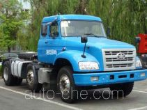FAW Jiefang CA4250K2R5T3EA80 diesel conventional tractor unit