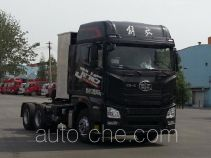 FAW Jiefang CA4250P25K15T1NE5A80 natural gas cabover tractor unit