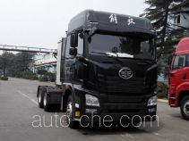 FAW Jiefang CA4250P25K27T1E5M natural gas cabover tractor unit