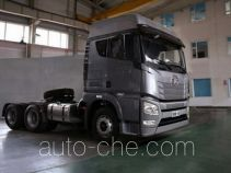 FAW Jiefang CA4250P25K2T1E4 diesel cabover tractor unit