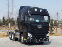FAW Jiefang CA4250P25K2T1E4A1 dangerous goods transport tractor unit