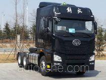 FAW Jiefang CA4250P25K2T1E5A1 dangerous goods transport tractor unit