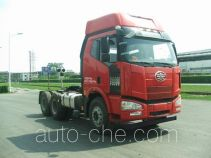 FAW Jiefang CA4250P63K1T1HXE4 container transport tractor unit