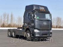 FAW Jiefang CA4250P66K22T1A1HE4X container transport tractor unit