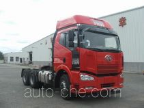 FAW Jiefang CA4250P66K22T1A2E4 diesel cabover tractor unit