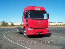 FAW Jiefang CA4250P66K24T1A1EX container transport tractor unit