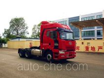 FAW Jiefang CA4250P66K24T1AE5 diesel cabover tractor unit