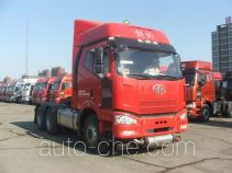 FAW Jiefang dangerous goods transport tractor unit