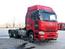 FAW Jiefang CA4250P66K24T2A1E4 diesel cabover tractor unit