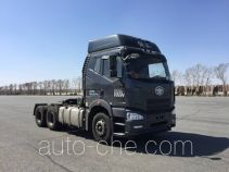 FAW Jiefang CA4250P66K24T2A1E5 diesel cabover tractor unit