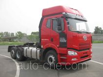 FAW Jiefang CA4250P66K24T2AE4 diesel cabover tractor unit