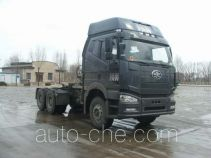 FAW Jiefang CA4250P66T1A2E22M LNG cabover tractor unit