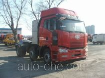 FAW Jiefang CA4250P66T3AE24M5 natural gas cabover tractor unit