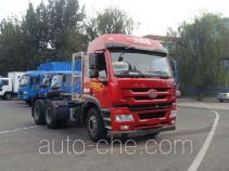 FAW Jiefang CA4251P1K15T1NA80 natural gas cabover tractor unit