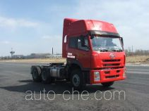 FAW Jiefang CA4252P21K24T1A1XE container carrier vehicle