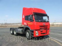FAW Jiefang CA4252P22K2T1AXE4 container carrier vehicle