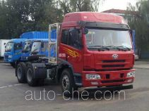 FAW Jiefang CA4253P1K15T1NA80 natural gas cabover tractor unit