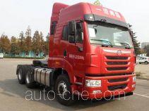 FAW Jiefang CA4255P1K2T1E5A80 dangerous goods transport tractor unit