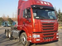 FAW Jiefang CA4256P2K2T1E5A80 diesel cabover tractor unit
