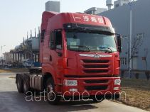 FAW Jiefang CA4257P2K15T1E5A80 diesel cabover tractor unit