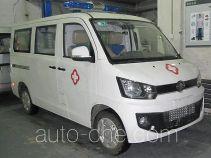 FAW Jiefang CA5020XJHA80 ambulance