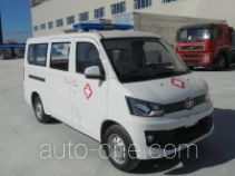 FAW Jiefang CA5021XJHA85 ambulance