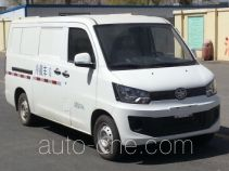 FAW Jiefang CA5021XLCA80 refrigerated truck